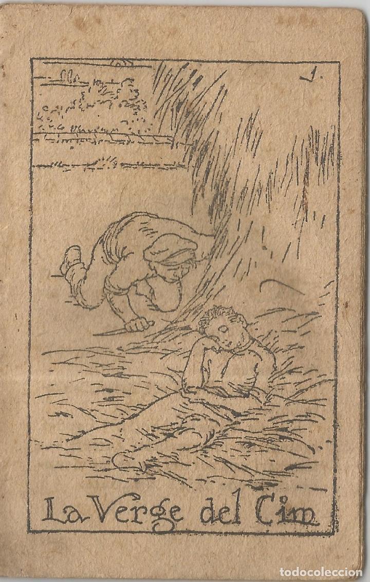 COL·LECCIÓ PATUFET 343 - JOSEP Mª FOLCH I TORRES - LA VERGE DEL CIM (Libros Antiguos, Raros y Curiosos - Literatura Infantil y Juvenil - Cuentos)
