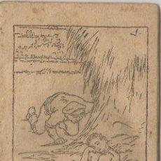 Libros antiguos: COL·LECCIÓ PATUFET 343 - JOSEP Mª FOLCH I TORRES - LA VERGE DEL CIM. Lote 128099063