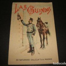 Libros antiguos: LAS GUINDAS CUENTO CALLEJA ILUSTRACIONES SEVILLA Y GUADALAJARA. Lote 128204943
