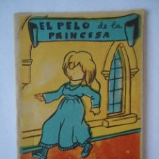 Livres anciens: MINI CUENTO EL PELO DE LA PRINCESA. Lote 128205303
