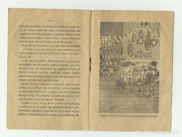 Libros antiguos: La Serpiente Agradec. Biblioteca de cuentos para niños. Casa editorial Saturnino Calleja Fernandez - Foto 4 - 128420983