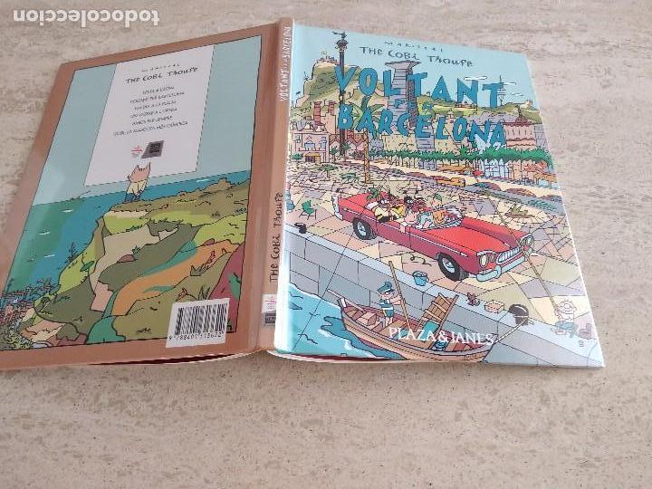 Libros antiguos: the cobi troupe. voltant per Barcelona. MARISCAL, libro sin estrenar, completamente nuevo - Foto 4 - 128525119