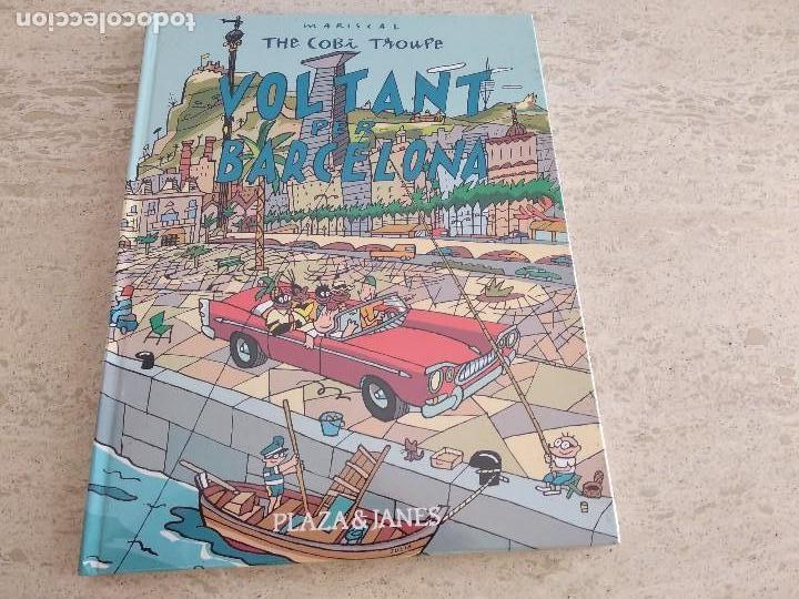 THE COBI TROUPE. VOLTANT PER BARCELONA. MARISCAL, LIBRO SIN ESTRENAR, COMPLETAMENTE NUEVO (Libros Antiguos, Raros y Curiosos - Literatura Infantil y Juvenil - Cuentos)