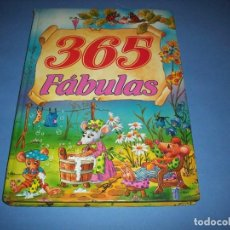 Libros antiguos: 365 FABULAS GRAFALCO. Lote 128690855