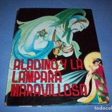 Libros antiguos: ALADINO Y LA LAMPARA MARAVILLOSA CUENTOS TORAY. Lote 128691287