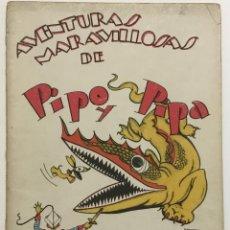 Libros antiguos - PIPO Y PIPA CONTRA EL GIGANTE MALHOMBRÓN. - BARTOLOZZI, Salvador. RIVADENEYRA. - 123162178