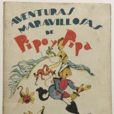 Libros antiguos: PIPO Y PIPA EN LA ISLA EMBRUJADA. - BARTOLOZZI, SALVADOR. RIVADENEYRA.. Lote 123162206