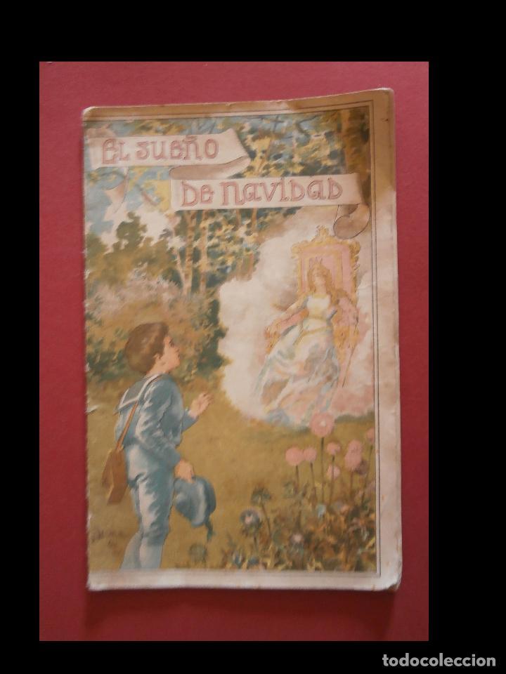 EL SUEÑO DE NAVIDAD. CARLOS FRONTAURA (Libros Antiguos, Raros y Curiosos - Literatura Infantil y Juvenil - Cuentos)