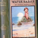 Libros antiguos: CHARLES KINGSLEY : THE WATER BABIES -A FAIRY TALE FOR A LAND BABY (TUCK & SONS, C. 1930). Lote 129119427