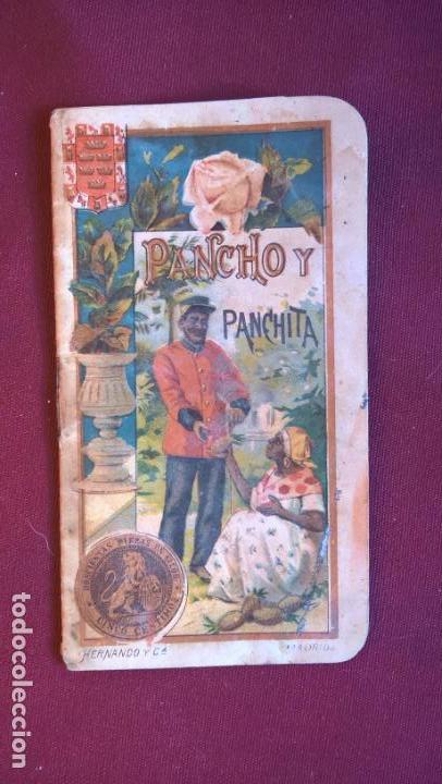 PANCHO Y PANCHITA. CUENTOS NUEVOS COLECCIÓN SIGLO XX. 1902 (Libros Antiguos, Raros y Curiosos - Literatura Infantil y Juvenil - Cuentos)