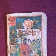 Libri antichi: PANCHO Y PANCHITA. CUENTOS NUEVOS COLECCIÓN SIGLO XX. 1902. Lote 129173855