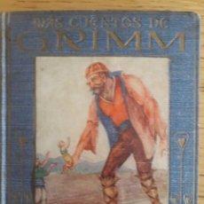 Libros antiguos: MAS CUENTOS DE GRIMM / EDI. ALARUCE / 2ª EDICIÓN 1914. Lote 195359357