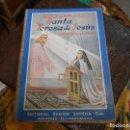 Libros antiguos: SANTA TERESA DE JESUS SOPENA 29 GRABADOS Y TRES TRICROMIAS. Lote 129283275