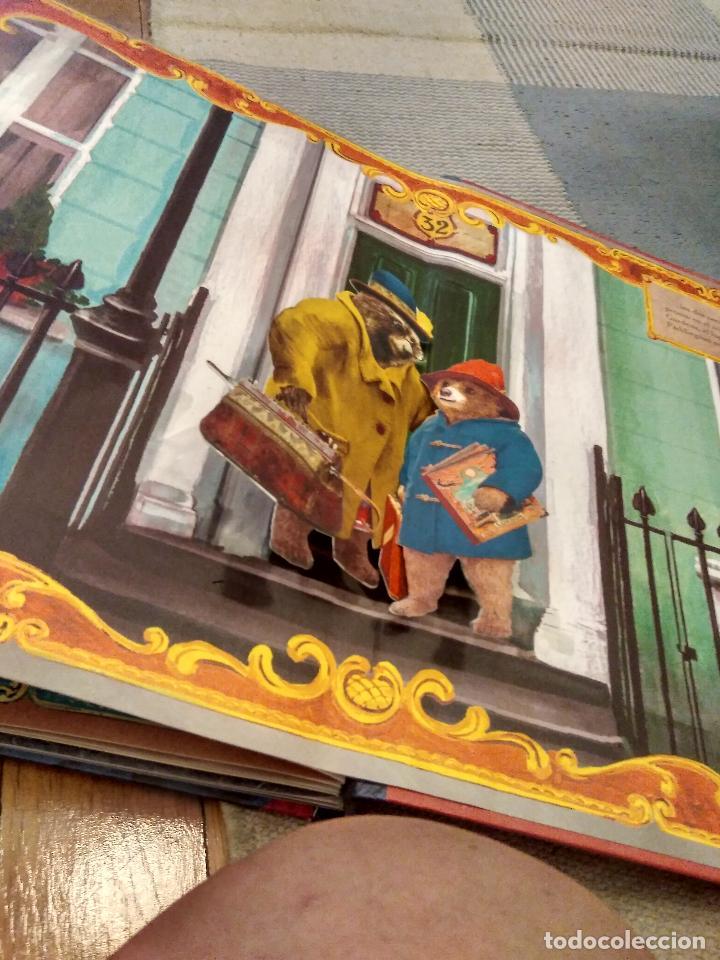 Libros antiguos: CUENTO POP-UP TRES DIMENSIONES PADDINGTON LONDRES,EDICION COLECCIONISTA - Foto 2 - 129474651