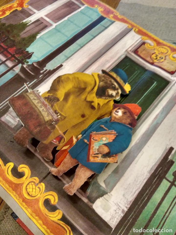 Libros antiguos: CUENTO POP-UP TRES DIMENSIONES PADDINGTON LONDRES,EDICION COLECCIONISTA - Foto 3 - 129474651
