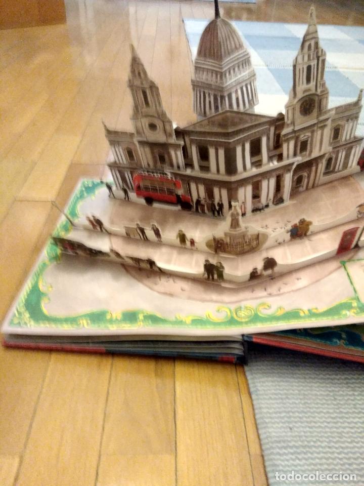 Libros antiguos: CUENTO POP-UP TRES DIMENSIONES PADDINGTON LONDRES,EDICION COLECCIONISTA - Foto 8 - 129474651