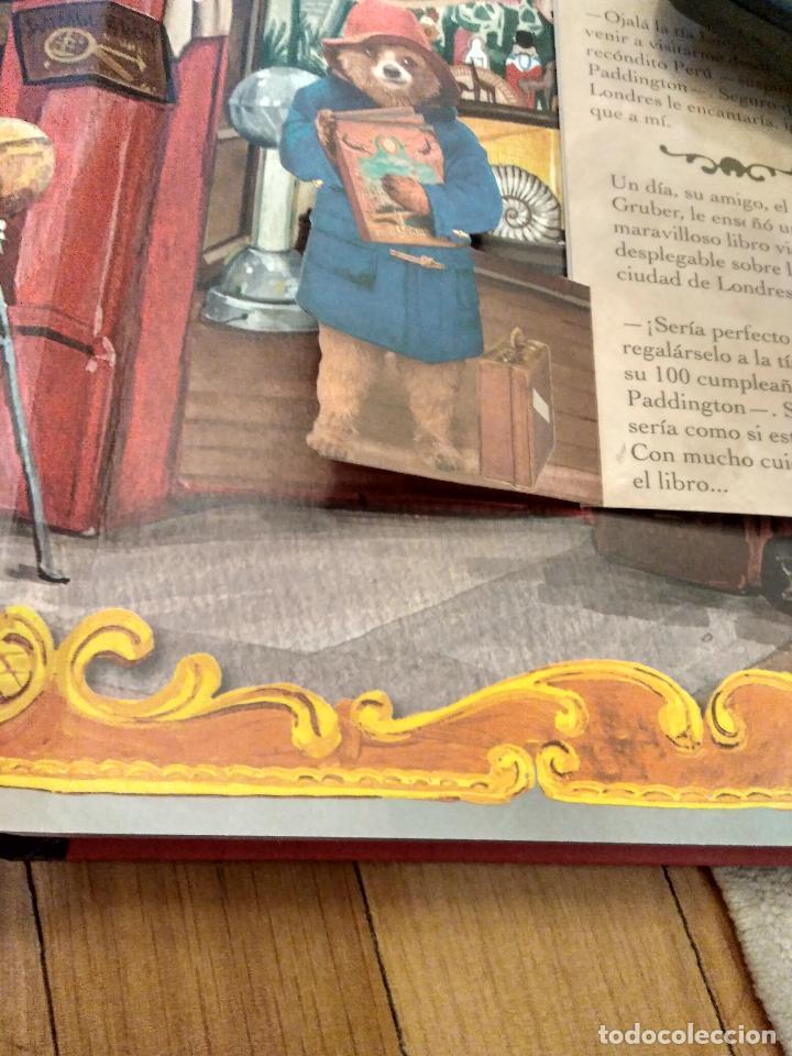 Libros antiguos: CUENTO POP-UP TRES DIMENSIONES PADDINGTON LONDRES,EDICION COLECCIONISTA - Foto 10 - 129474651