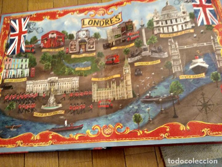 Libros antiguos: CUENTO POP-UP TRES DIMENSIONES PADDINGTON LONDRES,EDICION COLECCIONISTA - Foto 11 - 129474651