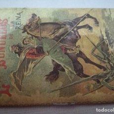 Libros antiguos: MINI LIBRO-LOS BUÑUELOS DE LA REINA-TOMO 177 RECREO INFANTIL-SATURNINO CALLEJA-1901-BUEN ESTADO FOTO. Lote 129636347