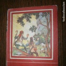 Libros antiguos: LA MORENETA ANO 1957 TAPA DURA ILUSTRACIONES DE A BATLLORI JOFRE. Lote 129699303