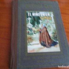 Libros antiguos: EL NIÑO EN LA TUMBA Y OTROS CUENTOS MORALES-BIBLIOTECA IDEAL-HIJOS DE SANTIAGO RODRIGUEZ BURGOS-N. Lote 130124607