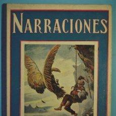Libros antiguos: NARRACIONES - S.H. HAMER - RAMON SOPENA, 1935 (TAPA DURA, ILUSTRADO, MUY BUEN ESTADO). Lote 130197275