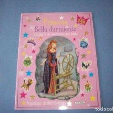 Libros antiguos - princesa, bella durmiente, todolibro - 130621786