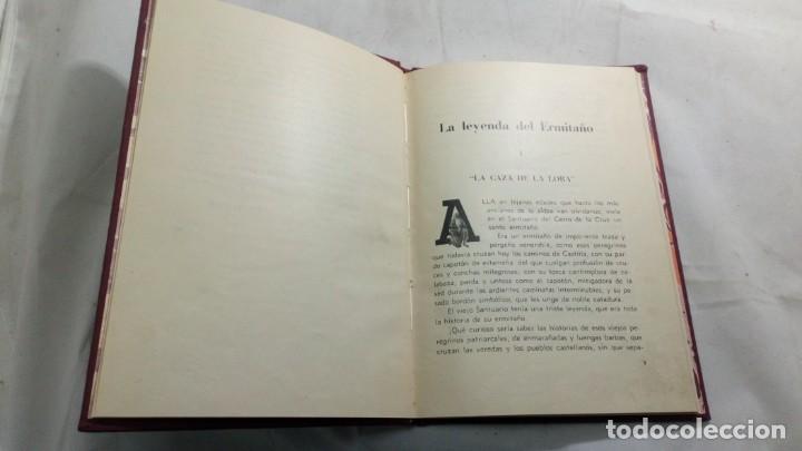 Libros antiguos: La caza de la loba (cuentos de aldea), Juan Piedrahita, 1ªedición - Foto 6 - 213298145