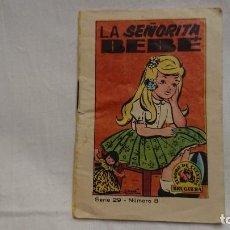 Libros antiguos: CUENTO LA SEÑORITA BEBÉ - TESORO DE CUENTOS - AÑO 1964 - BRUGUERA . Lote 131129880