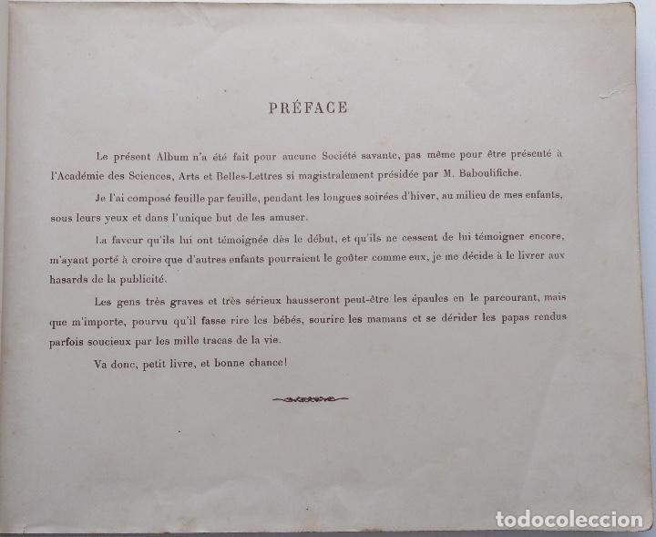 Libros antiguos: VOYAGE DANS LA LUNE AVANT 1900 DE A. DE VILLE DAVRAY - Foto 2 - 131495470