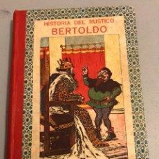 Libros antiguos: HISTORIAS DEL RÚSTICO BERTOLDO. Lote 131539070