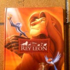 Libros antiguos: LIBRO DE DISNEY EL REY LEON. Lote 131880922