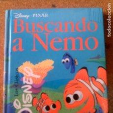 Libros antiguos: LIBRO DE DISNEY BUSCANDO A NEMO. Lote 131881186