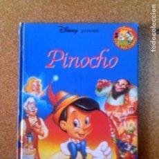 Libros antiguos: LIBRO DE DISNEY PINOCHO EDICION CLUB DEL LIBRO. Lote 131881222