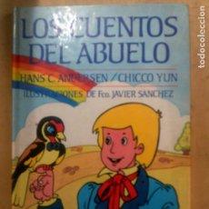 Libros antiguos: LIBRO LOS CUENTOS DEL ABUELO. Lote 131905238