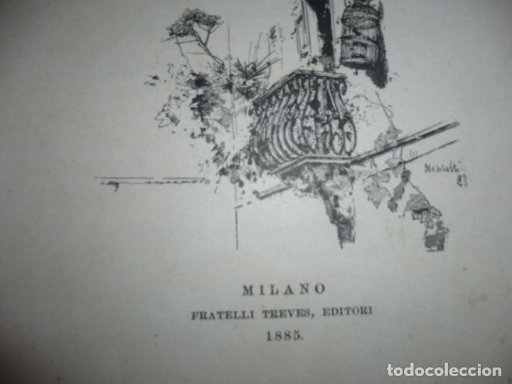 Libros antiguos: CERA UNA VOLTA FIABE LUIGI CAPUANA 1885 MILANO 12 CUENTOS 36 ILUSTRACIONES - Foto 4 - 132527402