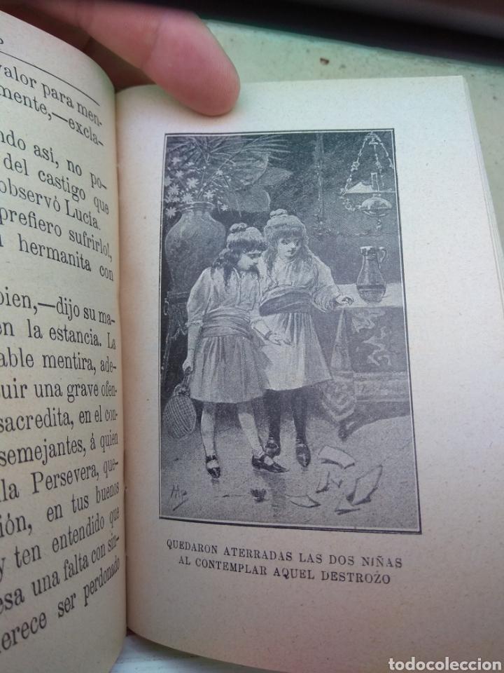 Libros antiguos: Libro El Faro de Las Niñas - D. Baldomero Mediano y Ruíz 1911 - Foto 5 - 132592185
