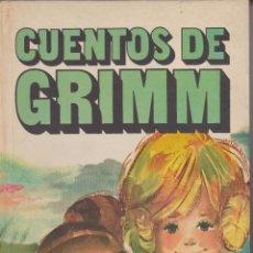 Libros antiguos: CUENTOS DE GRIMM. Lote 132596286