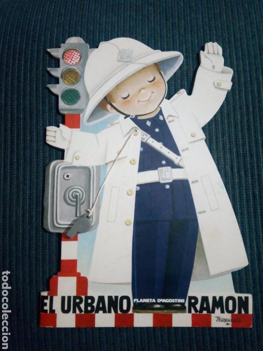 CUENTO TROQUELADO EL URBANO RAMON PLANETA AGOSTINI (Libros Antiguos, Raros y Curiosos - Literatura Infantil y Juvenil - Cuentos)
