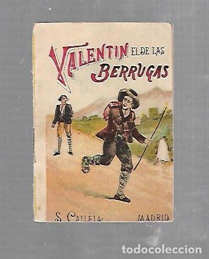 CUENTO CALLEJA. VALENTIN EL DE LAS BERRUGAS. SERIE VII - TOMO 133. (Libros Antiguos, Raros y Curiosos - Literatura Infantil y Juvenil - Cuentos)
