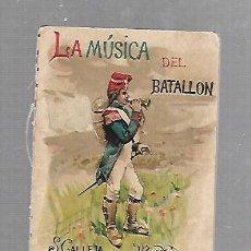 Libros antiguos: CUENTO CALLEJA. LA MUSICA DEL BATALLON. CUENTOS MORALES PARA NIÑOS.. Lote 133605518