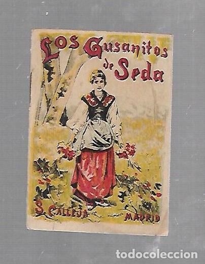CUENTO CALLEJA. LOS GUISANTITOS DE SEDA. SERIE V. TOMO 89. (Libros Antiguos, Raros y Curiosos - Literatura Infantil y Juvenil - Cuentos)