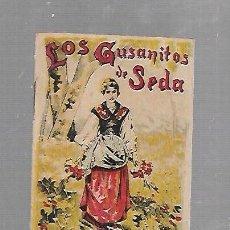 Libros antiguos: CUENTO CALLEJA. LOS GUISANTITOS DE SEDA. SERIE V. TOMO 89.. Lote 133605626