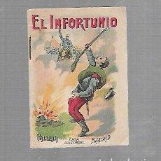 Libros antiguos: CUENTO CALLEJA. EL INFORTUNIO. SERIE II. TOMO 32.. Lote 133605690