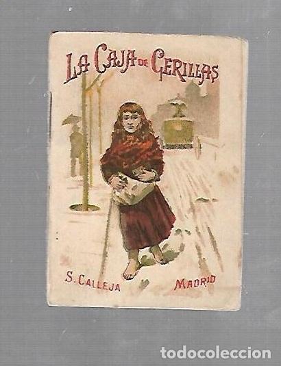 CUENTO CALLEJA. LA CAJA DE CERILLAS. SERIE III. TOMO 49. (Libros Antiguos, Raros y Curiosos - Literatura Infantil y Juvenil - Cuentos)