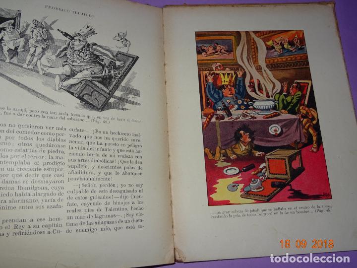 Libros antiguos: LA HIJA DE JUAN PALOMO - Editorial Ramon Sopena 1ª Edición de 1922 - BIBLIOTECA PARA NIÑOS - Foto 4 - 133684210