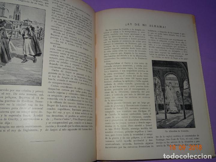 Libros antiguos: EPISODIOS HISTÓRICOS - Editorial Ramon Sopena - BIBLIOTECA PARA NIÑOS - Foto 2 - 133684666