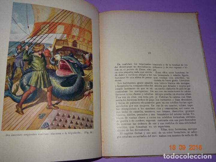 Libros antiguos: LA CIUDAD EL ORO - 1ª Edición de 1934 de Editorial Ramon Sopena - BIBLIOTECA PARA NIÑOS - Foto 3 - 133684862