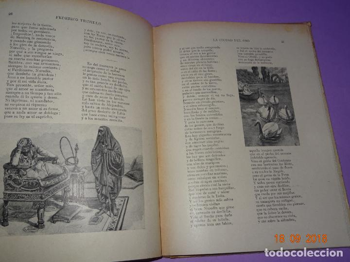 Libros antiguos: LA CIUDAD EL ORO - 1ª Edición de 1934 de Editorial Ramon Sopena - BIBLIOTECA PARA NIÑOS - Foto 4 - 133684862