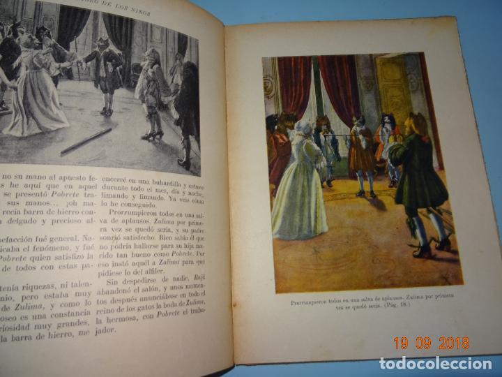 Libros antiguos: EL LIBRO DE LOS NIÑOS de 1930 Editorial Ramon Sopena BIBLIOTECA PARA NIÑOS - Foto 2 - 133867310